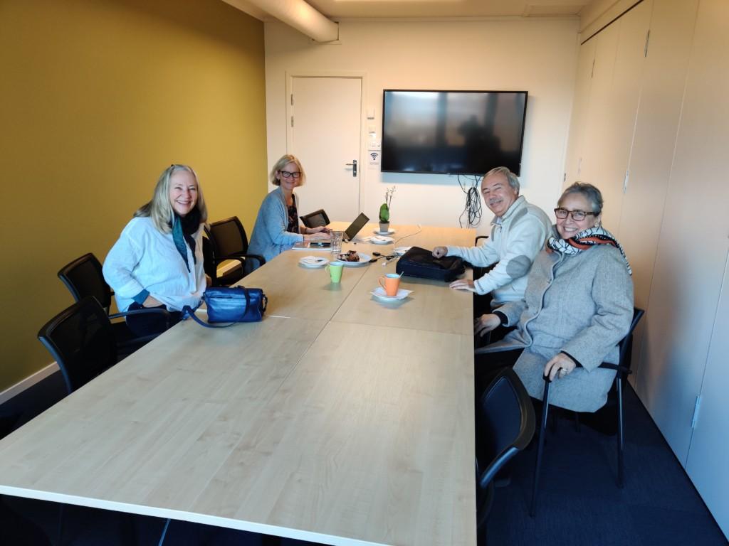 Vizită de studiu în Norvegia